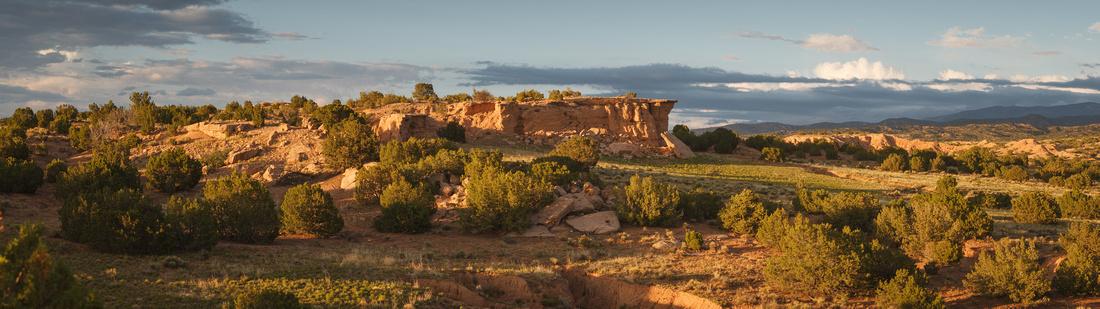 Nambé Outcropping
