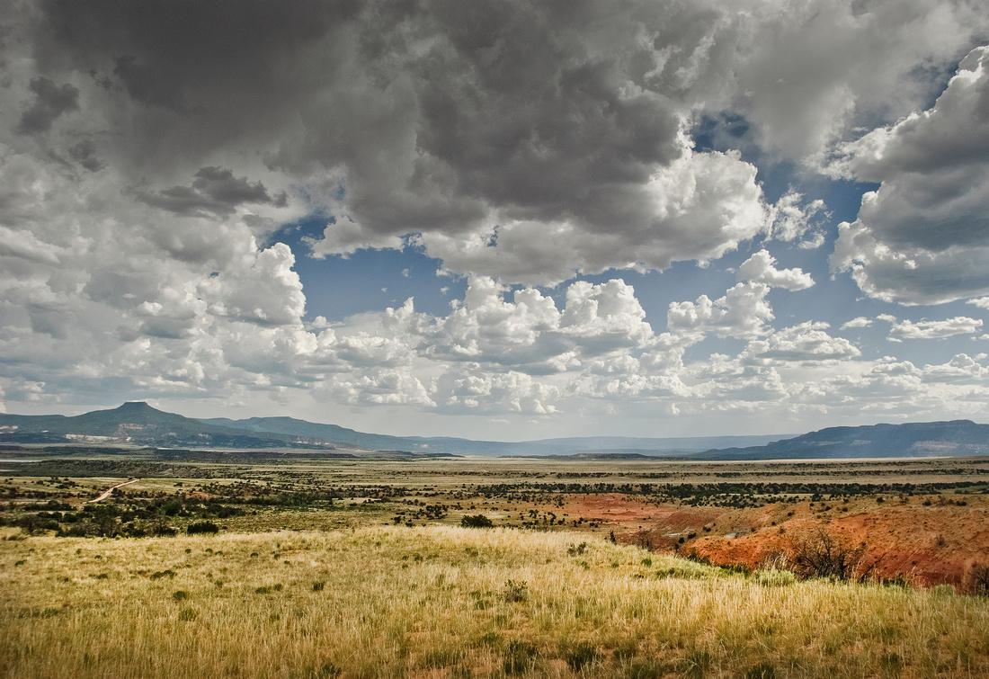 Pedernal, Abiquiu, New Mexico