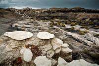 Bisti Badlands Stone Tables