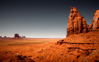 Artist's Point - Monument Valley